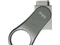 Флэш-накопитель USB-C 64GB SP064GBUC3C80V1S SILICON POWER