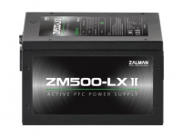 Блок питания ATX 500W ZM500-LXII ZALMAN