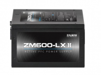 Блок питания ATX 600W ZM600-LXII ZALMAN