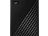 """Внешний жесткий диск USB3 5TB EXT. 2.5"""" BLACK WDBPKJ0050BBK-WESN WDC"""
