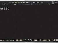 SSD жесткий диск M.2 2280 1TB BLACK WDS100T1X0E WDC
