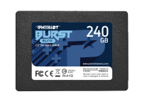 "SSD жесткий диск SATA2.5"" 240GB BURST PBE240GS25SSDR PATRIOT"