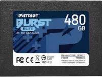 "SSD жесткий диск SATA2.5"" 480GB BURST E PBE480GS25SSDR PATRIOT"