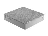 Неттоп IdeaCentre Mini 5 01IMH05/Intel Core i3-10100T 3.0GHz Quad/4GB/512GB SSD/Intel UHD Graphics 630/Intel H470/WiFi/BT5.1/noCR/W10H/1Y/GREY(90Q7000URS)