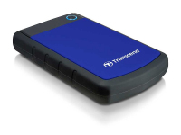"Внешний жесткий диск Transcend 1TB StoreJet 2.5"" H3 Blue TS1TSJ25H3B"