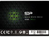 SSD накопитель Silicon Power 512Gb A56